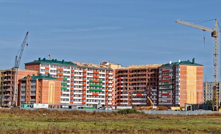 Арбан — территория перспективной жилой застройки в Абакане. Сейчас в этом районе продолжается возведение нескольких многоэтажных домов и социальных объектов