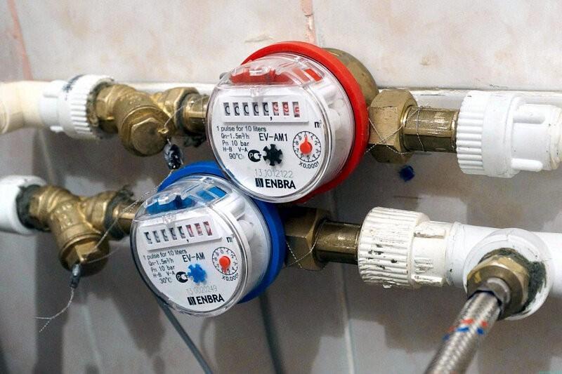 Стоимость 1 куб горячей воды в красноярске