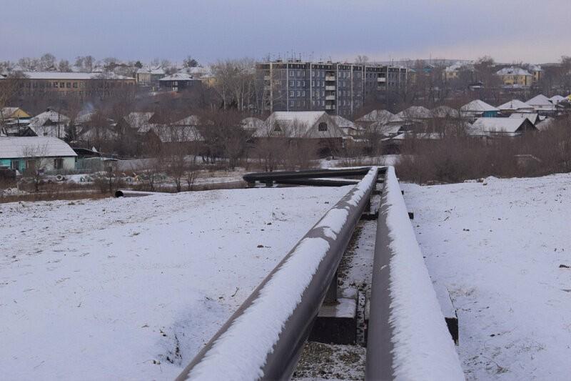 Проект в будущем предполагает закрытие всех котельных в Черногорске