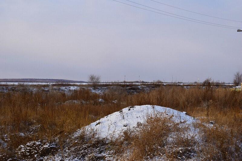 Где-то здесь, в чистом поле, встретятся трубы из Черногорска и Девятого поселка