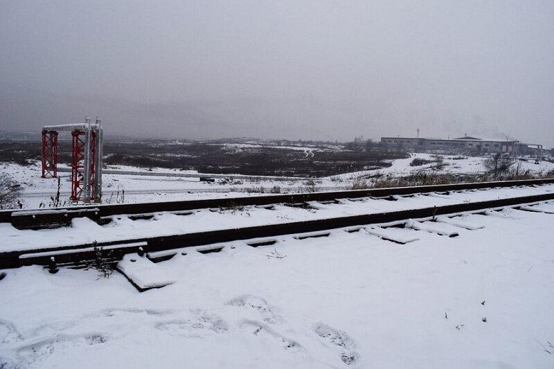 Тепломагистраль пересечет 3 автодороги и 3 железнодорожных пути